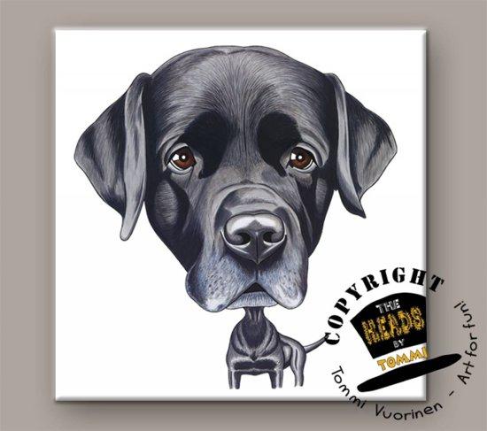 Tegel Hond Labrador Retriever