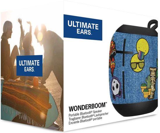 UE Wonderboom Zwart/Blauw