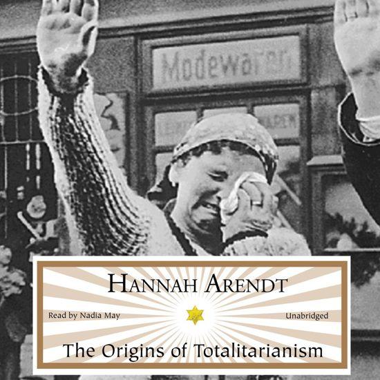 Boek cover The Origins of Totalitarianism van Hannah Arendt (Onbekend)