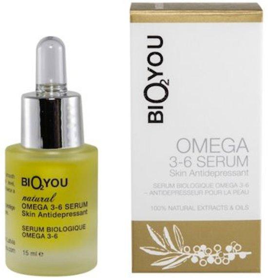 Natuurlijke OMEGA 3-6 SERUM, huid Antidepressant