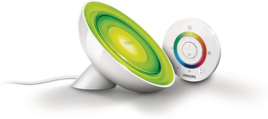 Philips LivingColors Bloom - Tafellamp - LED - Wit