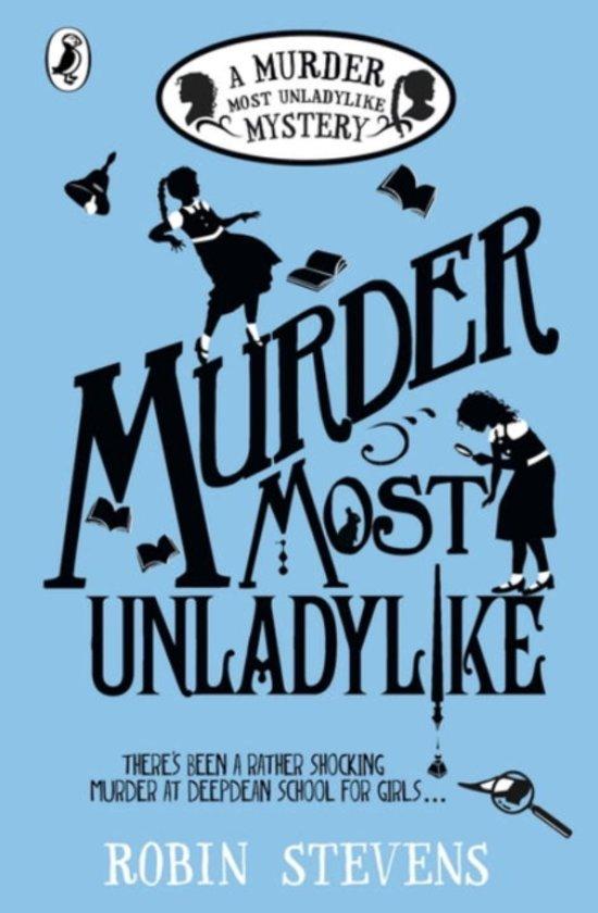 Afbeeldingsresultaat voor a murder most unladylike