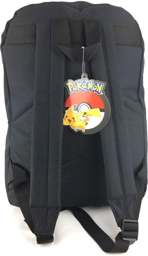 3def6a42b23 ... POKÉMON Pikachu Rugzak Rugtas School Tas 6-12 Jaar Pokemon - Pokémon ...
