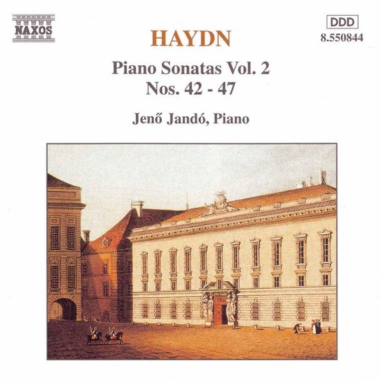 Haydn: Piano Sonatas Vol 2 / Jeno Jando