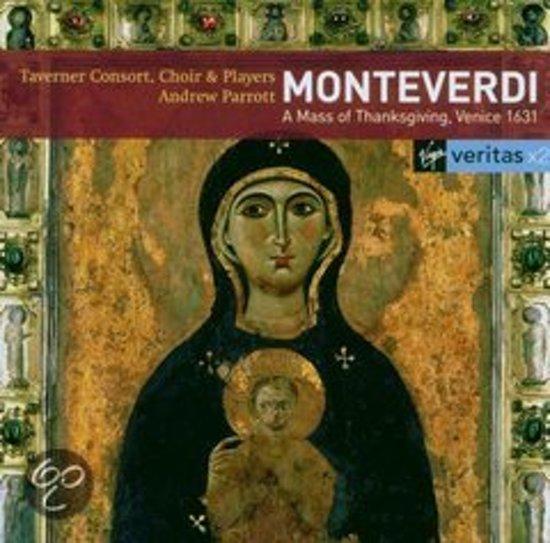 Monteverdi: Feast of Sancta Maria