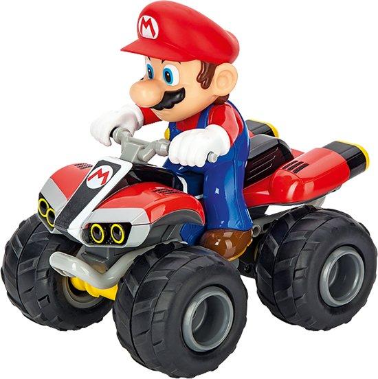 Afbeelding van Carrera RC Mario kart 8 Mario - Bestuurbare Auto speelgoed
