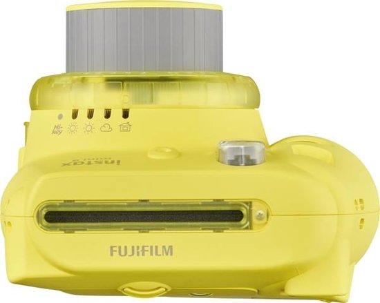 Fujifilm Instax Mini 9 - Clear Yellow