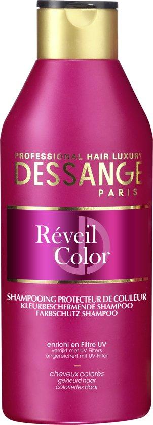 Dessange Réveil Color - Shampoo 250ml - Gekleurd Haar