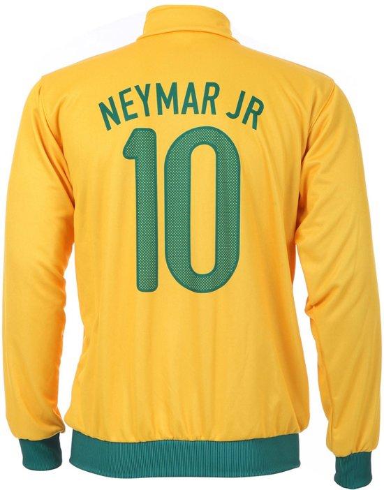 Brazilië Trainingsjack Neymar Thuis -140