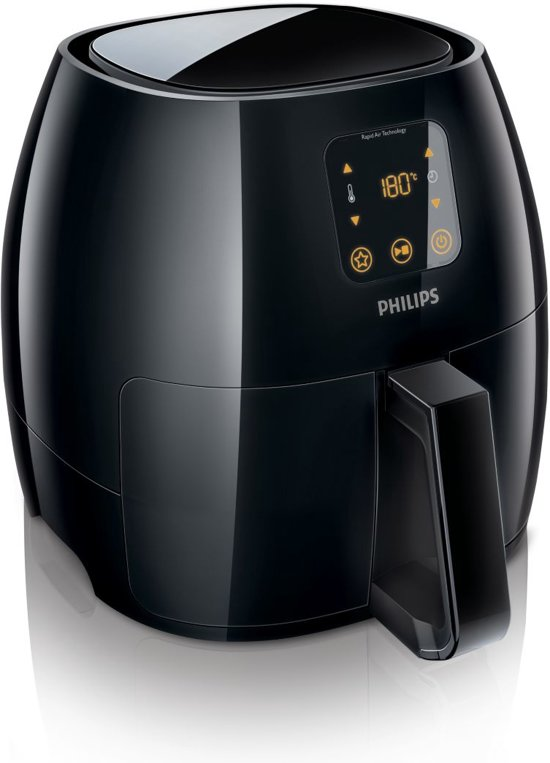 HD9240/90 HIGH-END AIRFRYER DEEP BLACK (