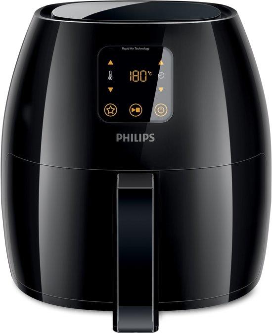 Philips Avance Airfryer XL HD9240/90 - Hetelucht friteuse - Zwart