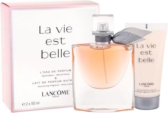 Lancôme La Vie Est Belle - 50 ml - Eau de Parfum - Giftset inclusief bodylotion