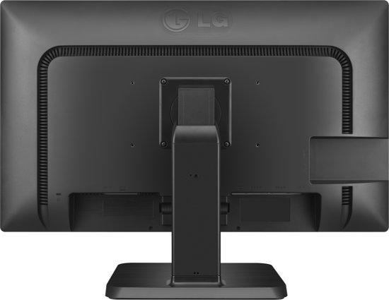 LG 22MB67PY-B 22'' LED Zwart computer monitor LED display