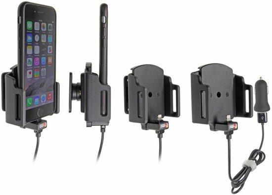 Brodit active adjustable holder cig-plug swivel for Apple iPhone 6