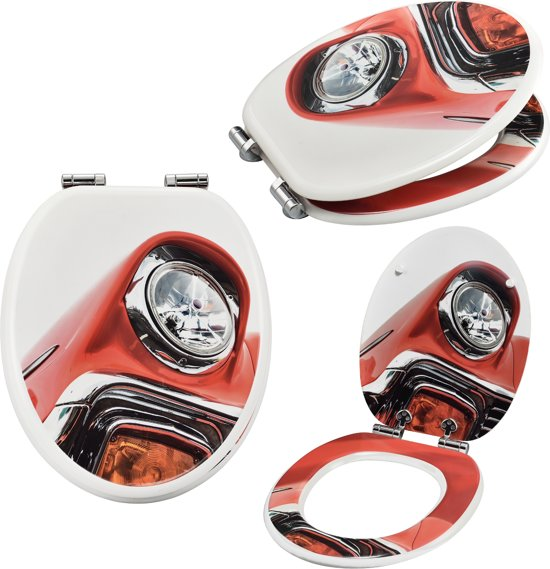 Cars Wc Bril.Softclose Wc Bril Toiletbril Toiletzitting Auto
