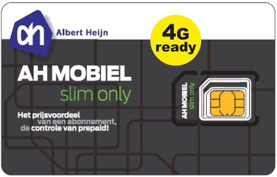 bol.com | AH Mobiel Slim Only Startpakket | Elektronica: https://www.bol.com/nl/p/sim-only-simkaart-ah-mobiel-op-netwerk-van...