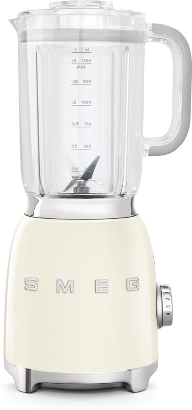 Smeg - BLF01CREU - Blender -  Crème