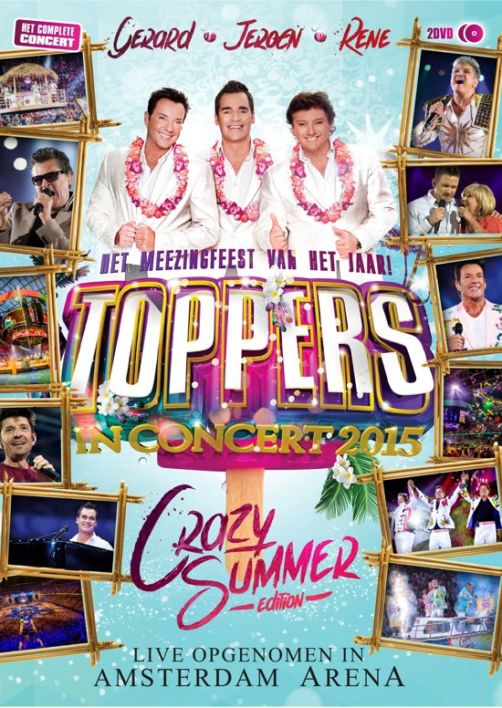 Toppers In Concert 2015 (DVD)