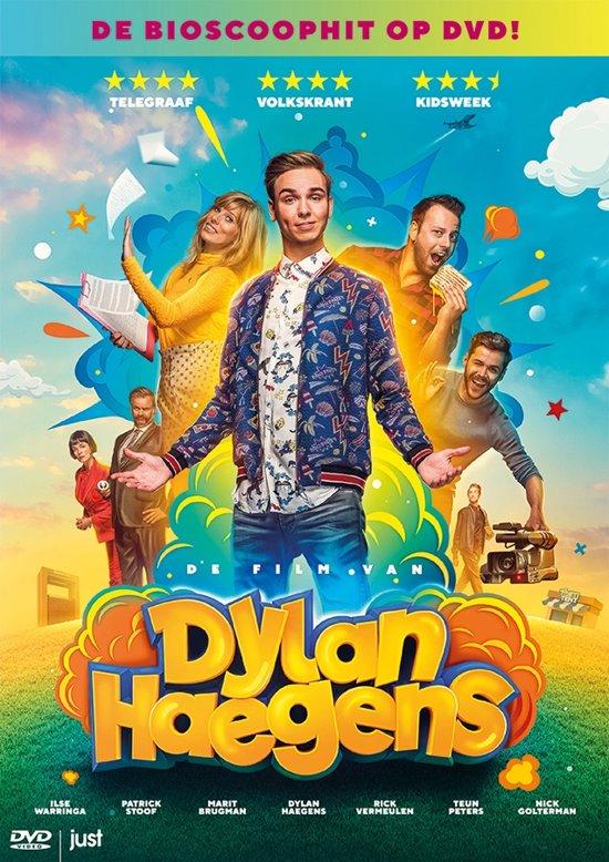 DVD cover van De Film van Dylan Haegens
