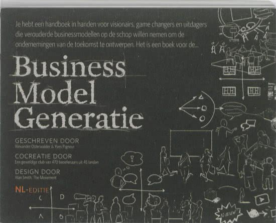 Business Model Generatie