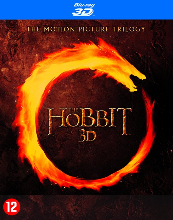 The Hobbit Trilogy (2D & 3D Blu-ray)