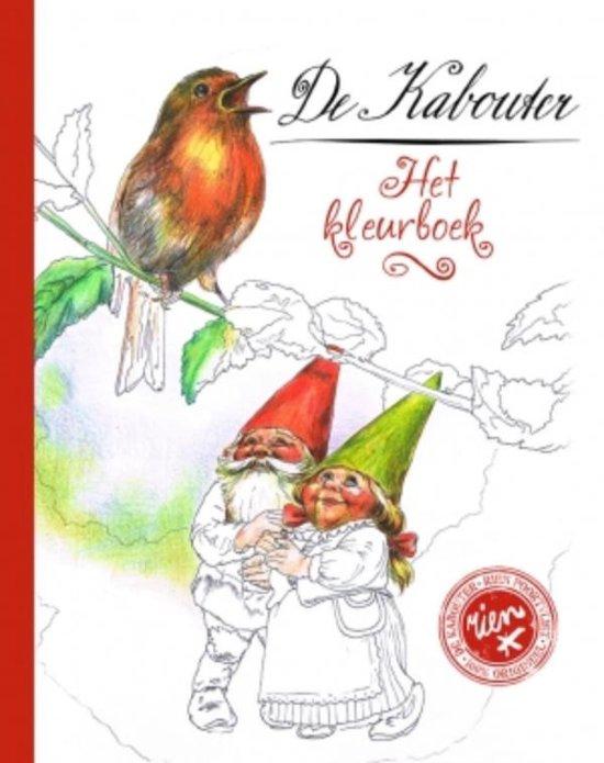 De Kabouter - Het kleurboek