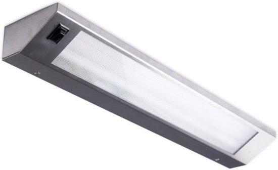 Keuken Onderbouw Verlichting : Bol professioneel rvs keuken onderbouw tl verlichting l