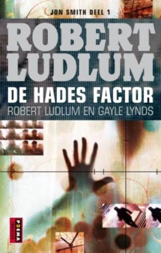 Boek cover Jon Smith 1 - De Hades Factor van Robert Ludlum (Paperback)