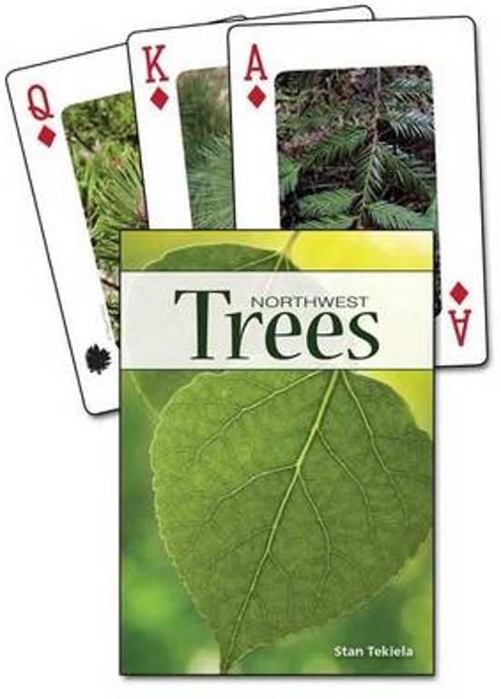 Afbeelding van het spel Trees of the Northwest Playing Cards