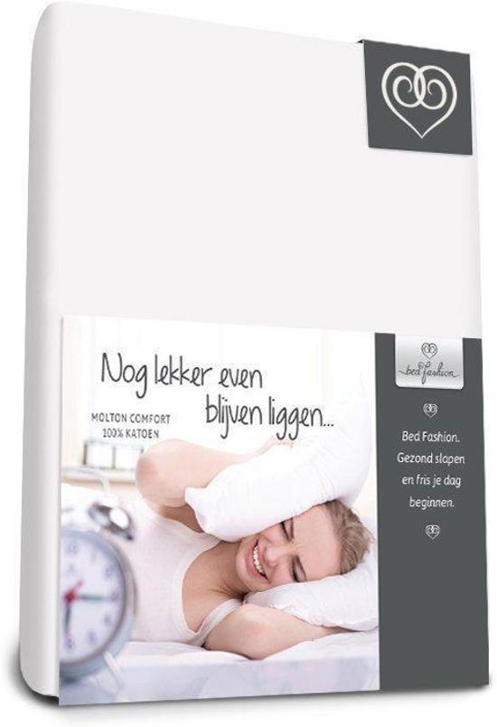 Bed-Fashion Molton Boxspring hoeslaken 180 x 220 cm 40cm hoek
