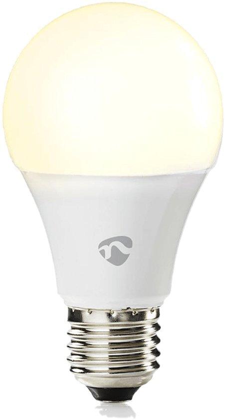 Nedis Wi-Fi smart LED-lamp   Warm White   E27