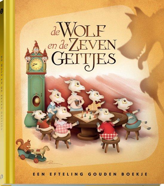 Afbeeldingsresultaat voor de wolf en de zeven geitjes