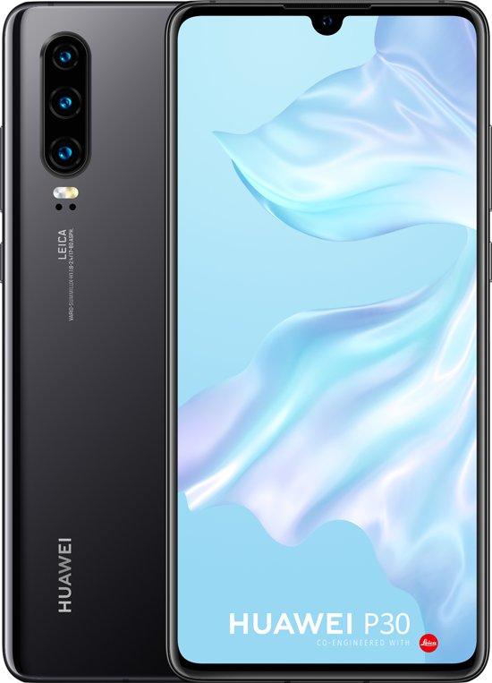 Huawei P30 - 128GB - Zwart