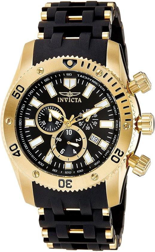 Invicta Sea Spider 0140 Herenhorloge - 50mm