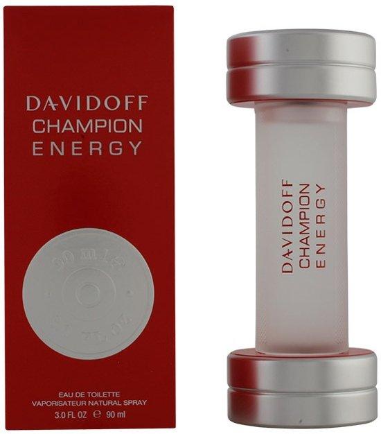 DAVIDOFF CHAMPION ENERGY - 90ML - Eau de toilette