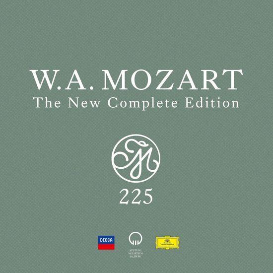 Mozart 225: The New Complete Editio