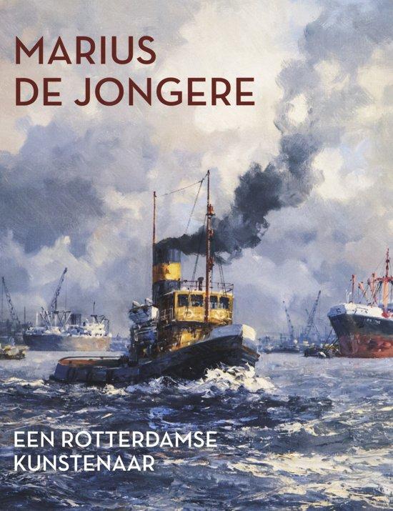 Boek cover Marius de Jongere van Carola Prins (Hardcover)