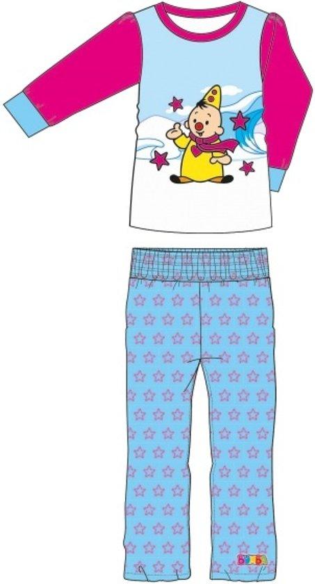 f9bb339fb4 pyjama Bumba Sterren meisjes blauw roze mt 96 104