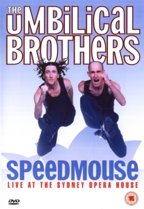 Umbilical Brothers - Speedmouse