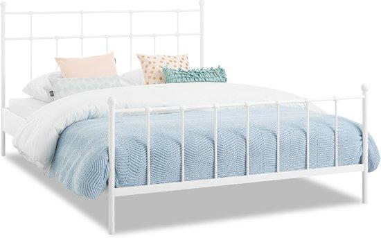 Bed Met Matras : Bol beter bed basic ledikant selvino polyether matras