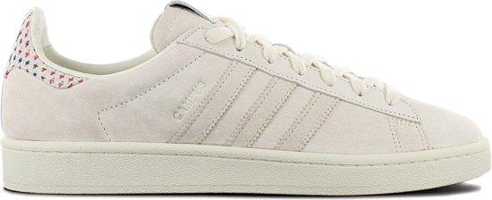 adidas Originals Campus Pride B42000 Heren Sneakers Sportschoenen Schoenen Leer Creme Wit Maat EU 42 23 UK 8.5