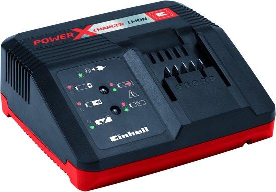 EINHELL Accu-/ Snellader - 18 V - Power-X-Change