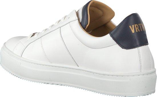 Wit Verton 8448 Sneakers 41 Heren Maat 88R1Aw0x