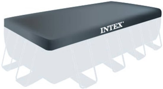 Intex Prism Frame Zwembadset 488x244x107 cm rechthoekig 26792GN