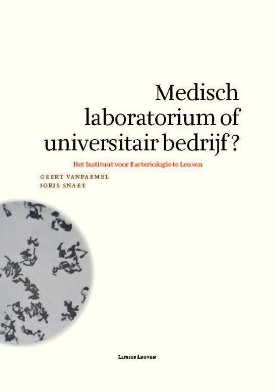 Medisch laboratorium of universitair bedrijf?