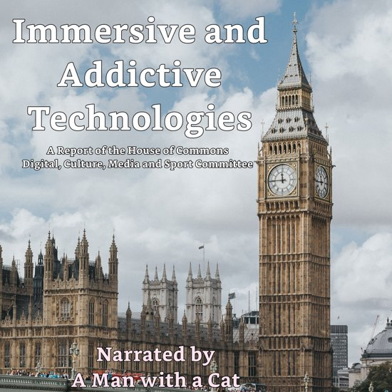 Immersive and Addictive Technologies