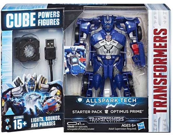 Transformers All Spark Tech