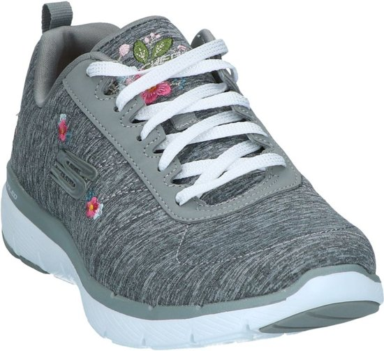 Skechers Sneakers Maat in Appeal 40 DamesGrey Flex 0 Blossom 3 kPnwO0