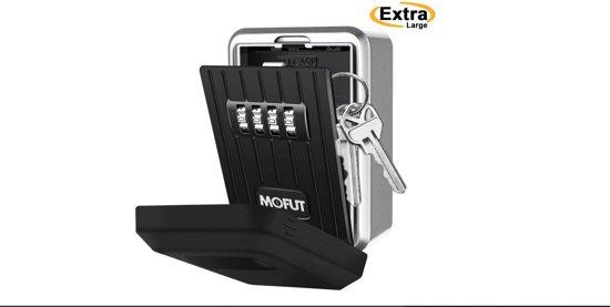 Huis Sleutelkluis Opbouw Buiten 4cijferig Slot Code Waterdicht Voordeur Sleutel Safe Door Key