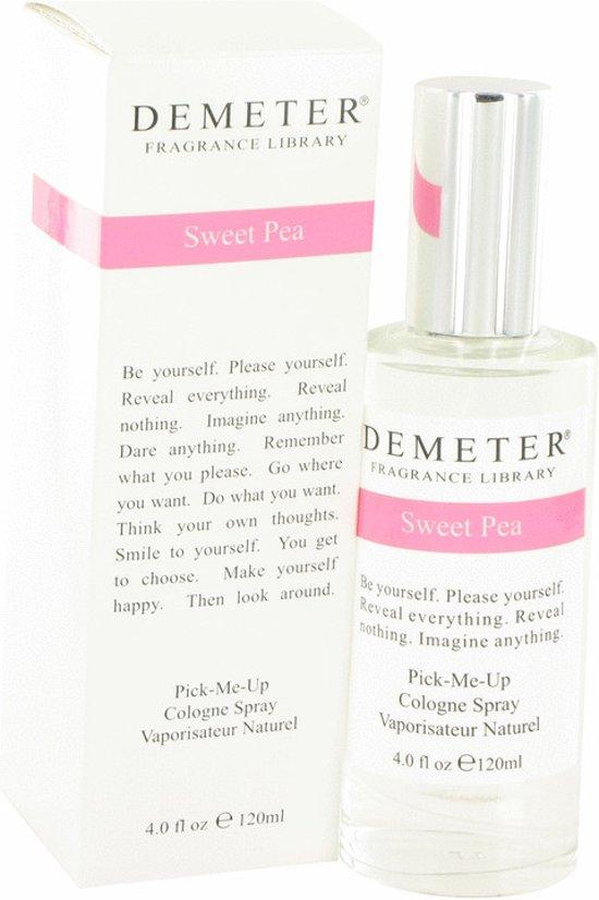 Demeter 120 ml - Sweet Pea Cologne Spray Women